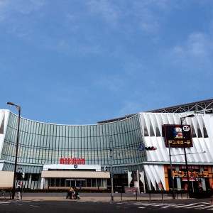 飛田新地の場所はメガドンキ新今宮店の近く!